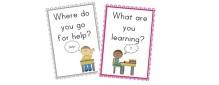 Math Talk Questions