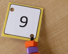 Number and Dot Cards