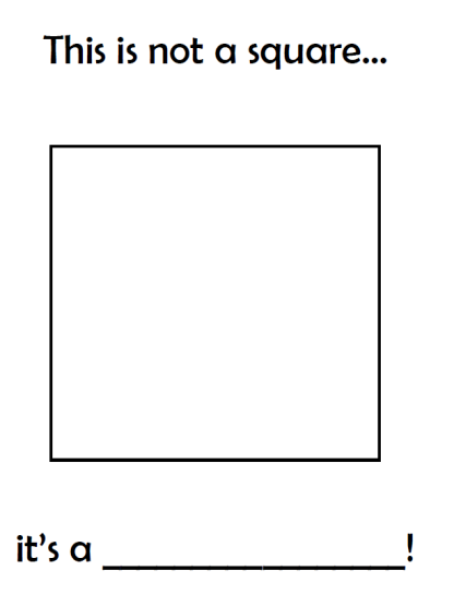 this is not a square