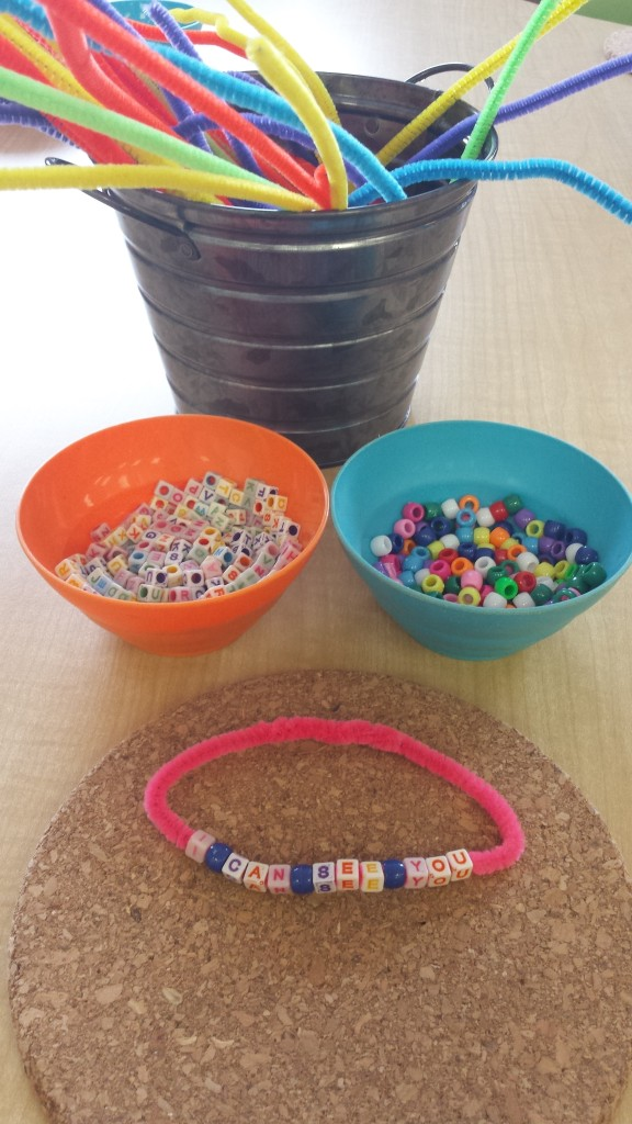 Sight Word Bracelets 01