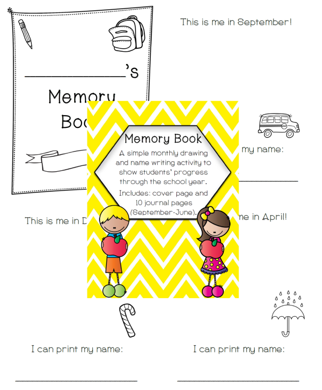 Memory Books picture preview