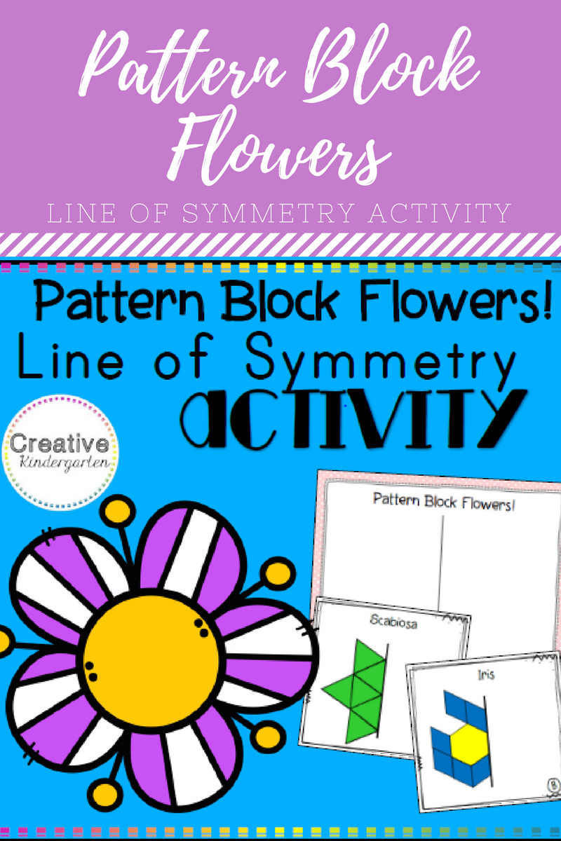 Pattern Block Butterflies