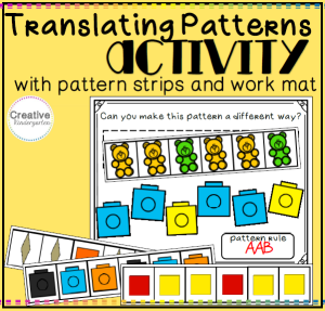 transferring patterns square