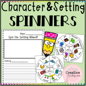 Charactet and Setting Spinners square preview