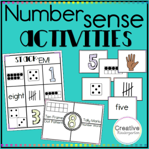 Number Activities square preview