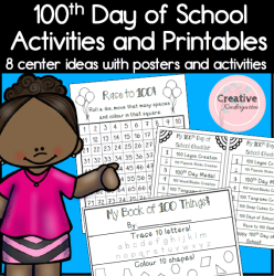 100 days of school square preview