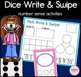 Write and Swipe square preview