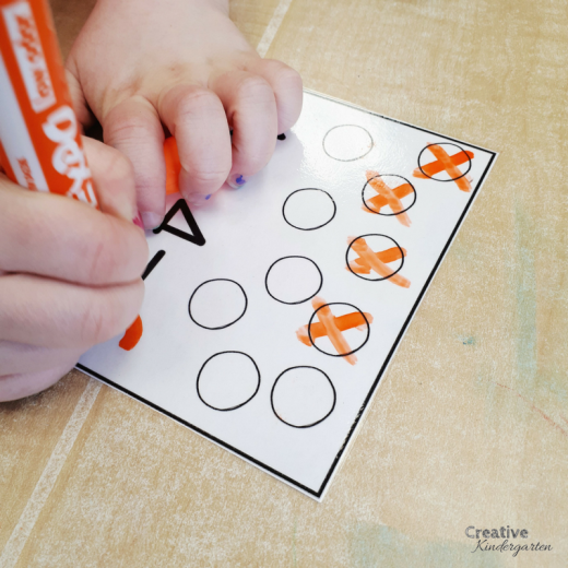 Subtraction activities for kindergarten math centers. Hands-on learning to practice their subtraction skills with different strategies.
