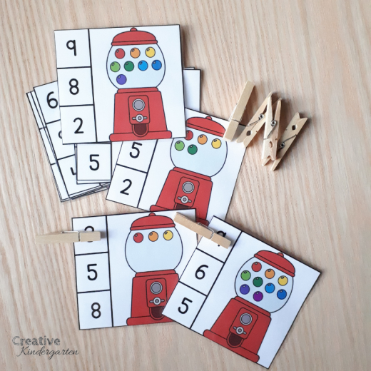 These 40 activities are perfect for fine motor centers, work bins, morning tubs, literacy centers or math centers. They are great for building fine motor muscle strength, and will also work on literacy and math skills.