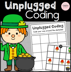 Unplugged coding square thumbnail